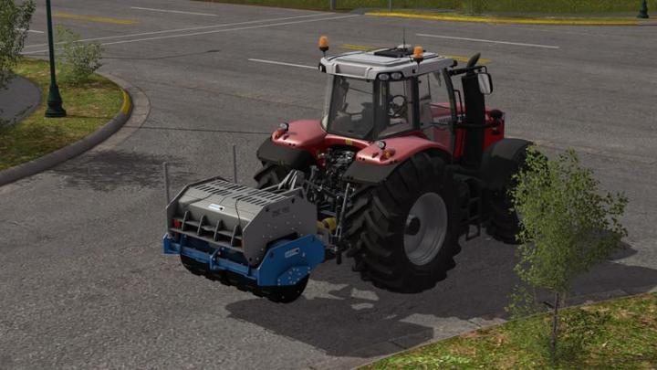 FS19 - Dsc 180 Weber Mt Agricultural Silo Distributor V1