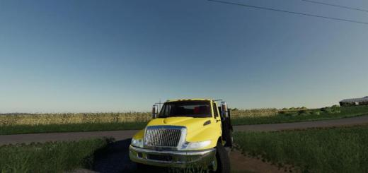 Photo of FS19 – Durastar Severs Truck V2