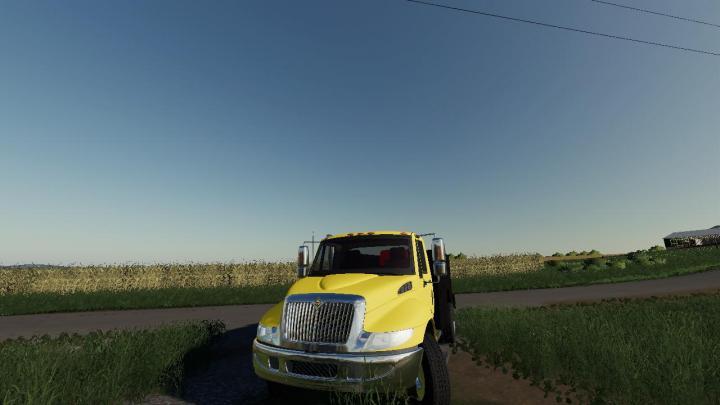 FS19 - Durastar Severs Truck V2
