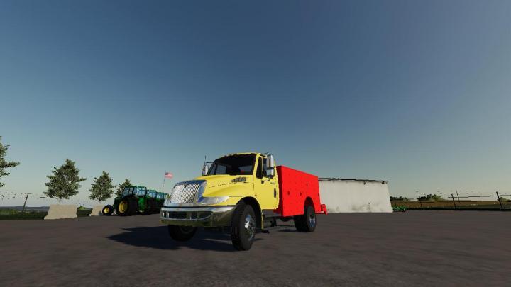 FS19 - Durastar Severs Trucks V1.1