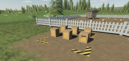 Photo of FS19 – Egg Crate V1