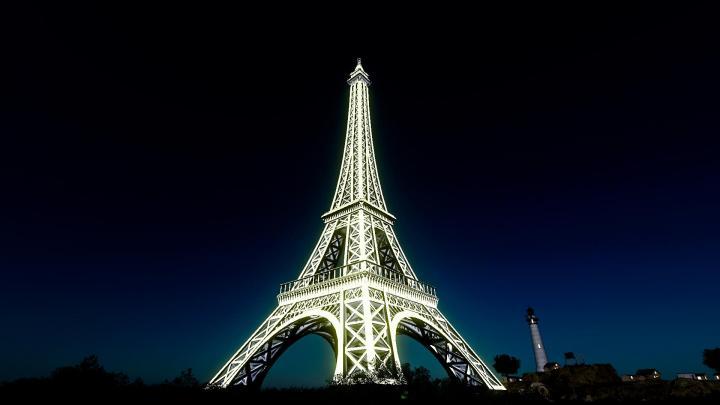 FS19 - Eiffel Tower V1