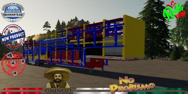 FS19 - Fairground Bumper Cars V2.0.0.1
