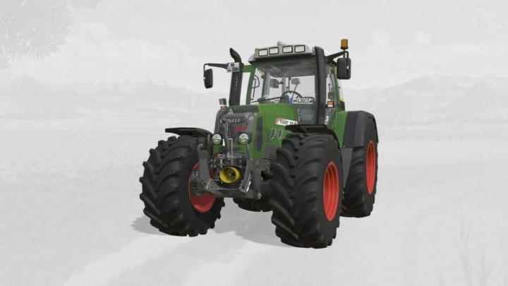 FS19 - Fendt 800 V1