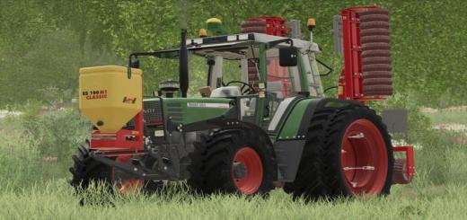 Photo of FS19 – Fendt Favorit 509 510 V6.1