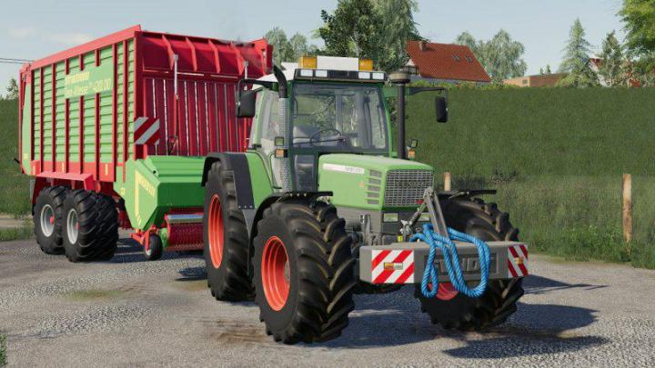 FS19 - Fendt Favorit 515C V1