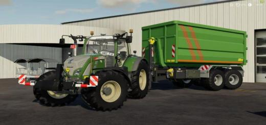 Photo of FS19 – Fendt Vario 700 Series V1