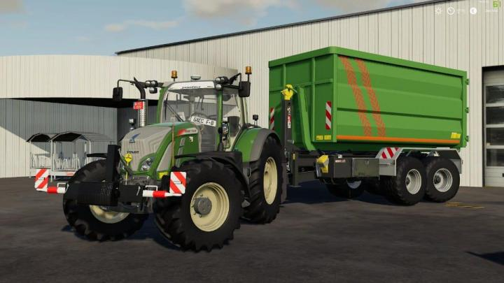 FS19 - Fendt Vario 700 Series V1