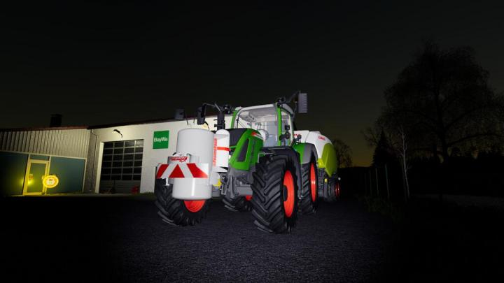 FS19 - Feumotech Alligator 130 V1