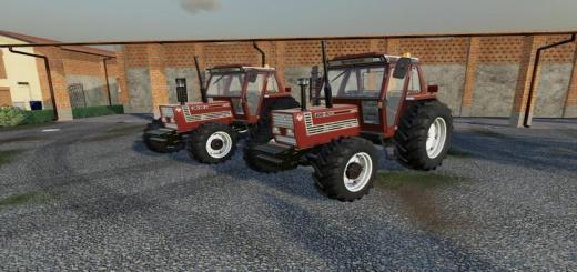 Photo of FS19 – Fiatagri 90/100-90 Tractor V1