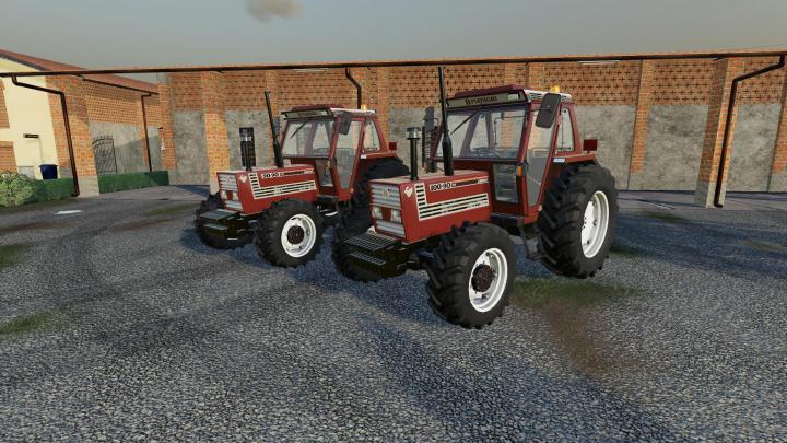 FS19 - Fiatagri 90/100-90 Tractor V1