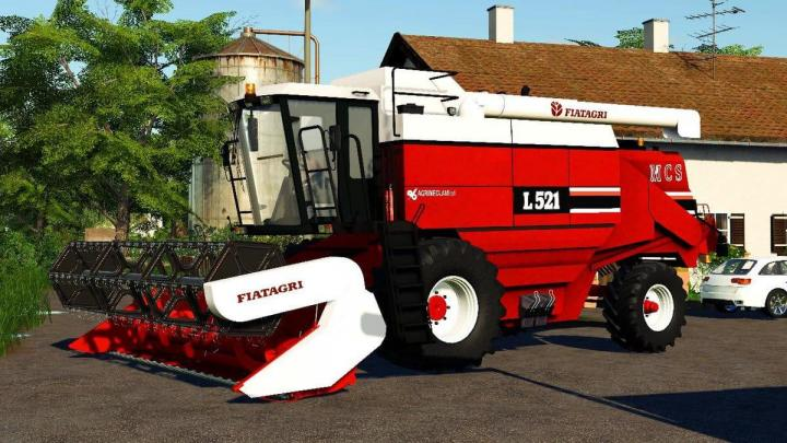 FS19 - Fiatagri L Series V2