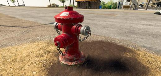Photo of FS19 – Fire Hydrant V1.1