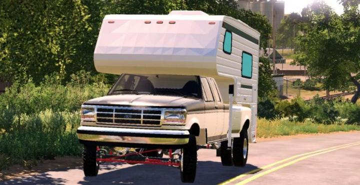 FS19 - Ford Camper V1