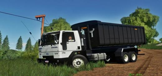 Photo of FS19 – Ford Cargo 2428 Truck V1