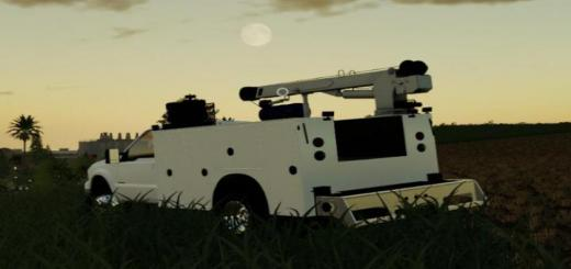 Photo of FS19 – Ford F350 Regcab 2006 V1
