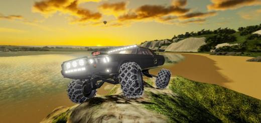 Photo of FS19 – Ford Mustang 1965 Offroad V1