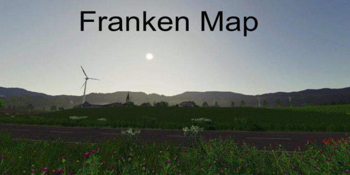 FS19 - Franken Map V2