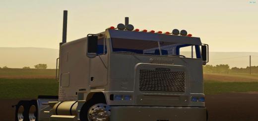 Photo of FS19 – Freightliner Flb Cabover Truck V1