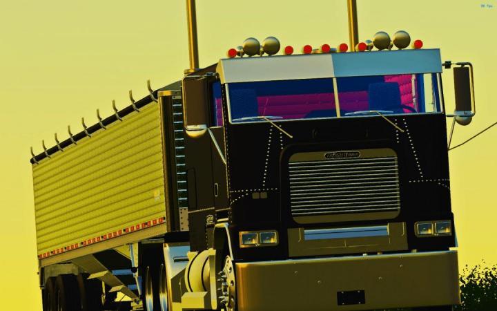 FS19 - Freightliner Flb Truck V1