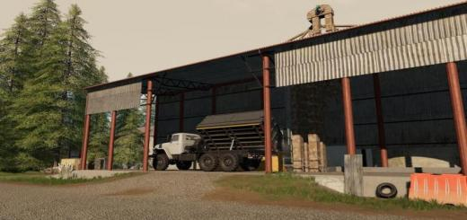 Photo of FS19 – Grain Silo System V1.1