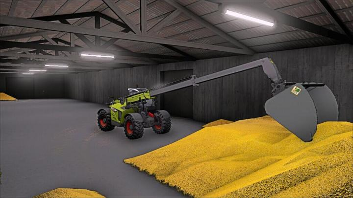 FS19 - Grain Storage V1