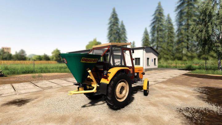 FS19 - Grass Rol V1