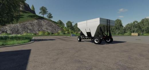 Photo of FS19 – Gravity Wagon V1.2