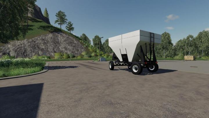 FS19 - Gravity Wagon V1.2