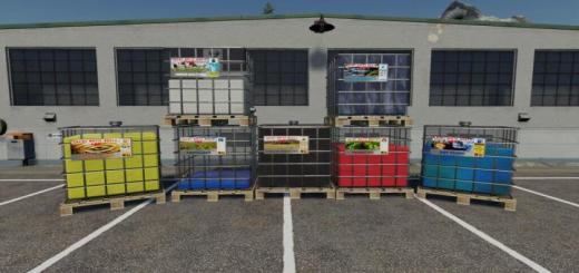 Photo of FS19 – Gwn Farm Supply V1.1