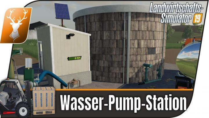 FS19 - Hot Water System V1