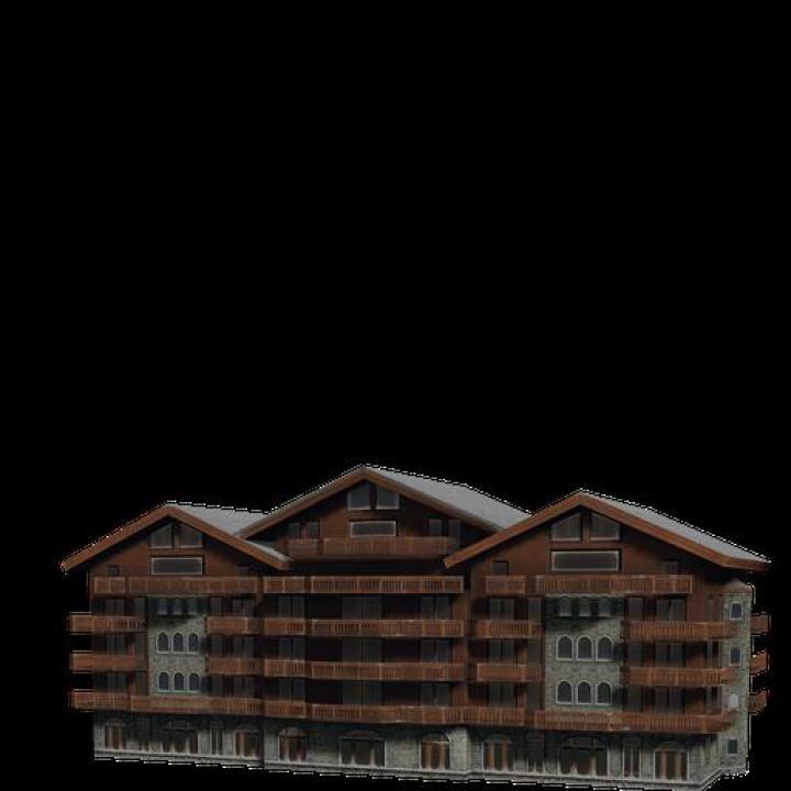 FS19 - Hotel Large V1