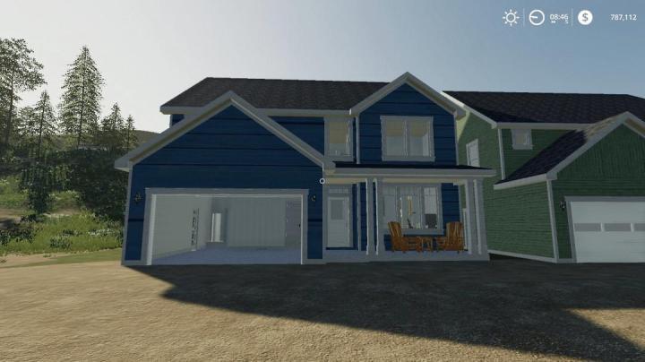 FS19 - Houses Pack V1