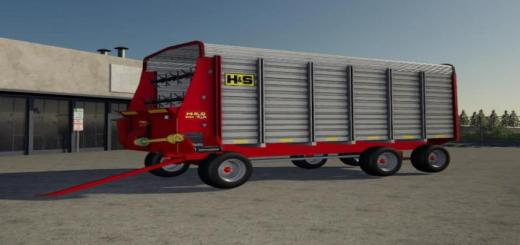 Photo of FS19 – Hs Wagon V1