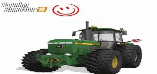Photo of FS19 – John Deere 4755 V0.1