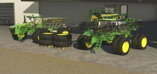Photo of FS19 – John Deere 4940 Self-Propelled Sprayer V1