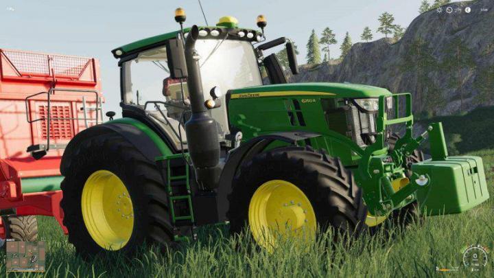 FS19 - John Deere 6175-6210R V1