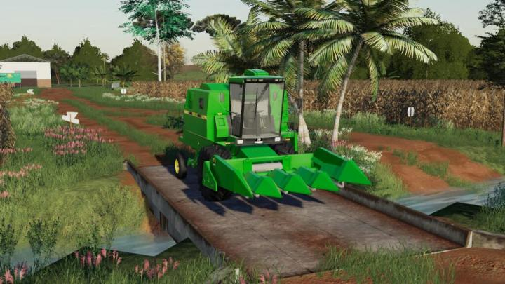 FS19 - John Deere 6200, 213, 216 And 4209 V1