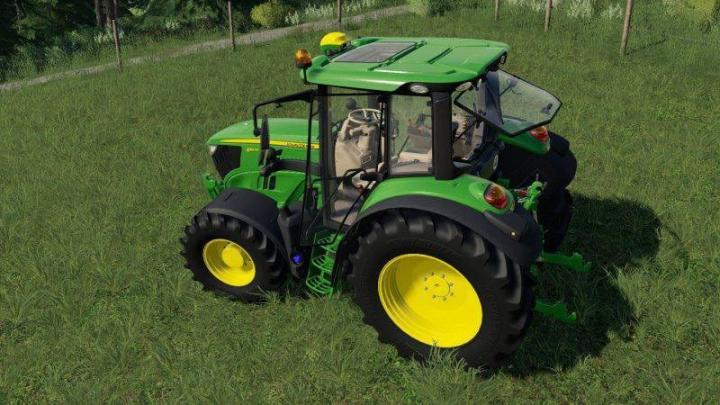 FS19 - John Deere 6M 2020 V1