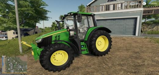 Photo of FS19 – John Deere 6M My 2020 V2