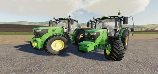 Photo of FS19 – John Deere 6R Small-Medium V1