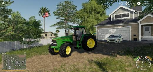 Photo of FS19 – John Deere 7X10 Series V0.1