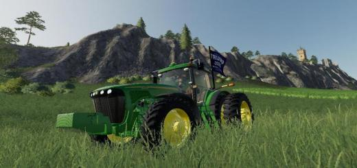 Photo of FS19 – John Deere 8020 Series V1.1
