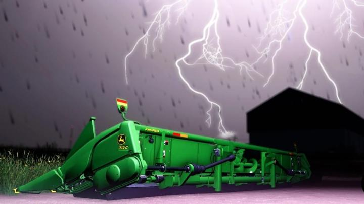 FS19 - John Deere Corn Headers V1.0.0.1