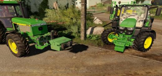 Photo of FS19 – John Deere Slice Weight V1.2
