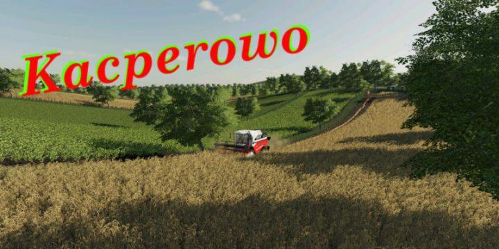 FS19 - Kacperowo Map Beta