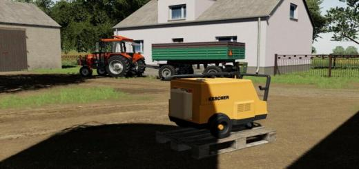 Photo of FS19 – Kaercher Hds690 V1.0.0.1