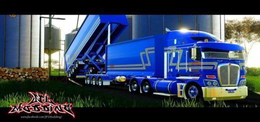 Photo of FS19 – Kenwoth K200 Truck V1