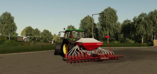 Photo of FS19 – Kverneland Accord 4 Dl V1