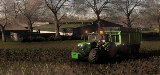 Photo of FS19 – La Belle Feuille Map V1